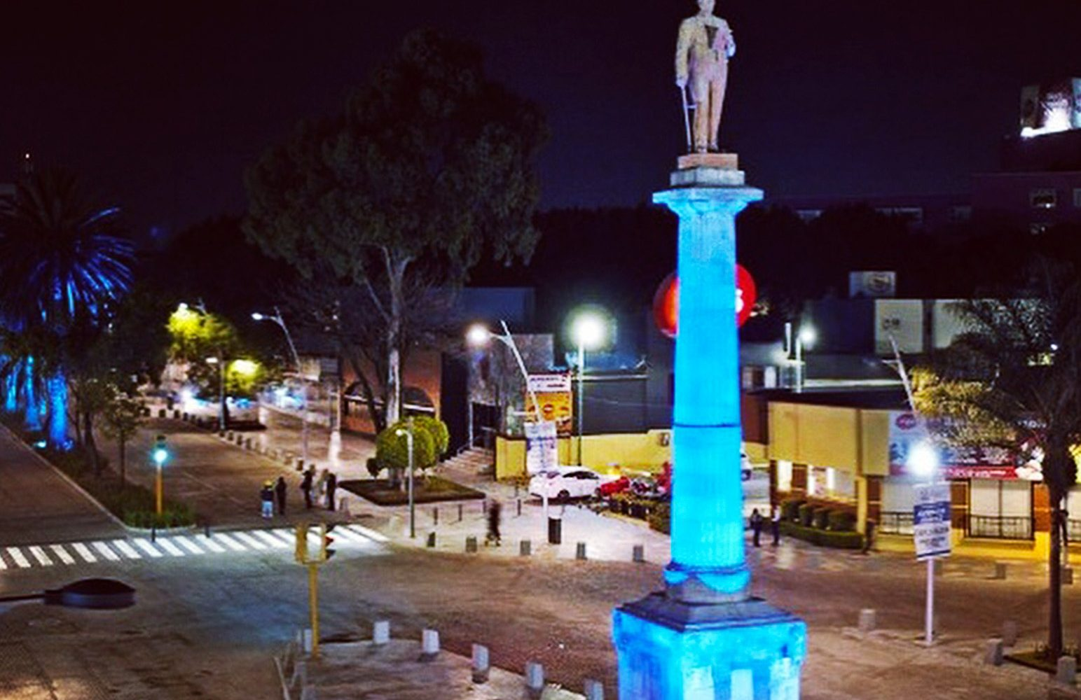 Avenida Juárez Puebla
